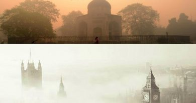 Clearing the air – a tale of two cities & #SmogDay