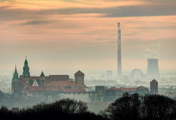 Smog Day fell as pollution rose & one of Europe's worst air quality countries holds climate talks