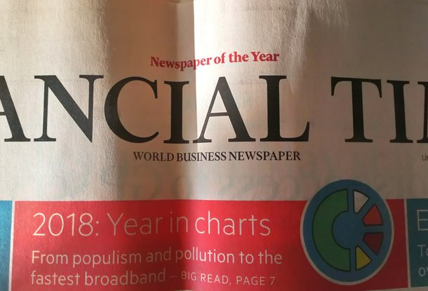 Economic prospects for 2019: New Weather and the FT survey