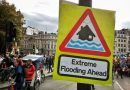 Rising seas and Extinction Rebellion: policing the wrong problem